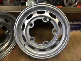 TECNOMAGNESIO 356  Light Alloy Wheel 5.0×15